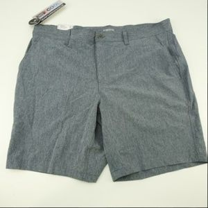 32 DEGREES COOL - GRAY SHORTS - 38 NWT
